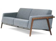 Harvink Splinter (Deens design) 3 zits bank