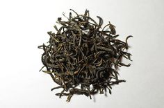 Today's tea is a Hunan Black Congou, which is dried, rolled and re-fired in a way that leaves the tea crisp, rigid and sweet-smelling.
