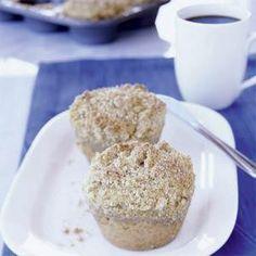 Brown Sugar-Banana Coffee Cakes | MyRecipes.com  Regular Oven & Convection Oven recipe!  :)