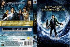 Mega Covers Gtba: Percy Jackson e o Ladrão De Raios - Capa Filme DVD...