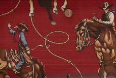 Cow girl boots fleece material   cowboy western fabric our products cotton fabric cowboy western fabric