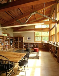 North Cascades Environmental Learning Center - Projects - Studio Edison