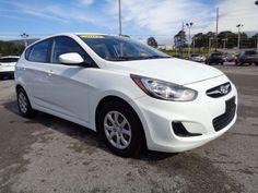 2012 Hyundai Accent, 55,438 miles, $11,997.