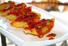 Ricotta Stuffed Shells Recipe