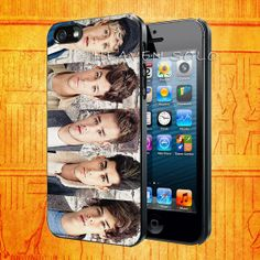 Boyband 01 for iPhone 5S iPhone 5C iPhone 5 iPhone by HEAVENSOLO, $13.00