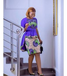 32 Most Current Short Ankara Styles For Beautiful Ladies Who Wants To Stand Out African Print Dresses, African Print Fashion, African Fashion Dresses, Ankara Fashion, Fashion Hub, Latest Ankara Dresses, Ankara Styles, Ankara Designs, Classy Short Dresses