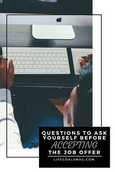 Things To Consider When Accepting A Job Offer  The Muse  Job
