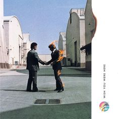 Readers Poll: 9th Best Album Cover of All Time: Pink Floyd, 'Wish You Were Here' | Rolling Stone