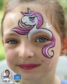 Unicorns Party this weekend #facepainter #facepainting #facepaint #instafacepaint #bodypainting #bodypaint #bodypainter #unicorn…