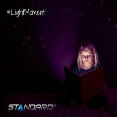 The best lighting for a magical bedtime story! The perfect light for every moment of your life.  #StandardProducts #Quebec #Edmonton #Victoria #Toronto #Montreal #Halifax #Light #LightMoment #MicroMoment #BedtimeStory #Childhood #Magical #family #instagoo