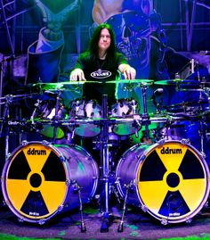 Shawn Drover :( I'm gonna miss him Music Den, My Music, Dave Mustaine, Famous Musicians, The Big Four, Heavy Metal Bands, Thrash Metal, Great Bands, Metallica