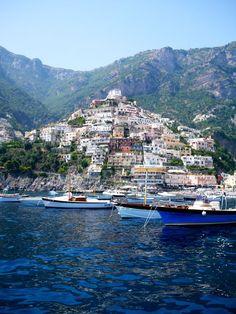 The Londoner: Positano, Italy