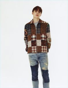Lennon Gallagher lands in the spotlight once more. After an editorial for Vogue Hommes Paris, Lennon connects with Topman. The model and son of… Tom Hardy, Lennon Gallagher, Winter 2017, Fall Winter, Old Models, Spring Summer 2018, Mens Fashion, Fashion Tips, Supermodels