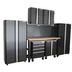 Performax® Steel Storage System from Menards 695.00 in