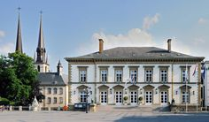 Luxemb City Hotel de ville 01 - Luxembourg (city) - Wikipedia, the free encyclopedia