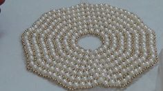 Part 2 - Make pearl dress for your thakurji - No fabric only pearls.. be...