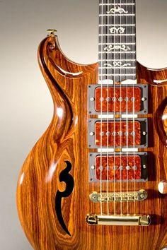 Scott Walker Custom Guitar
