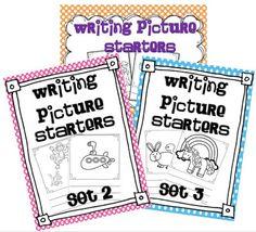 Work on Writing Folders!