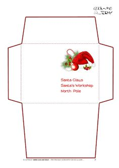 Late Santa Money Wallet By Carol Dunne When You Remeber You Have
