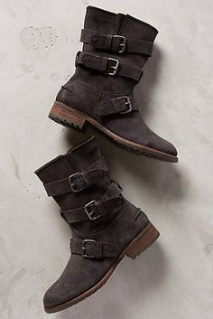 DV by Dolce Vita Ferin Boots- Anthropologie Fall2014