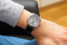 ByJovan Krstevski  I think we can all agree that there is almost nothing left to say about the A. Lange & Sohne Datograph. It is essentially one of the finest chronographs ever released back in SIHH