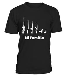 """# Mi Familia Guns T-Shirt - AR-15 AK-47 MAC-10 Rifle Shotgun .  Special Offer, not available in shops      Comes in a variety of styles and colours      Buy yours now before it is too late!      Secured payment via Visa / Mastercard / Amex / PayPal      How to place an order            Choose the model from the drop-down menu      Click on """"Buy it now""""      Choose the size and the quantity      Add your delivery address and bank details      And that's it!      Tags: Show off your family of…"""