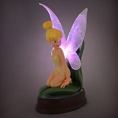 Light-Up Tinker Bell Figure