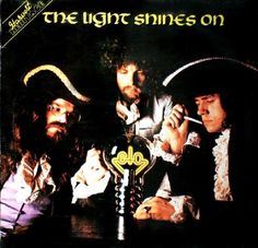 Electric Light Orchestra_The Light Shines On (1977)