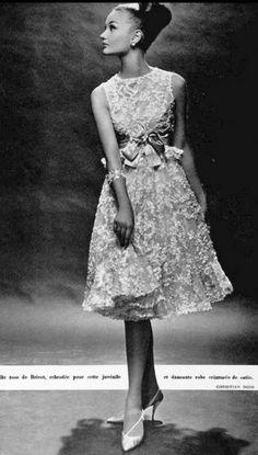 Christian Dior, 1962.