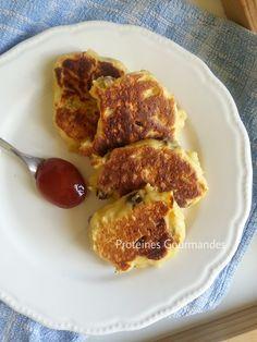 Pancakes de fromage blanc