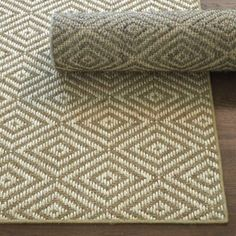 Diamond Sisal Rug | Ballard Designs I love these rugs - textured but subtle. Modern yet warm. Great pricing. Dining Room possibly, even MBR.