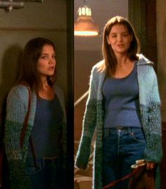 Joey Dawson's Creek, Dawson Creek, Joey Potter, Katie Holmes, Soft Grunge, Films, Movies, 90s Fashion, 1990s