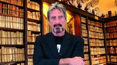 Official Campaign Announcement - John McAfee 2016 (Alternate Version)