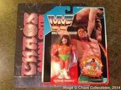 Wwf hasbro Mattel JAKKS WWF WWE Hasbro Papa Shango Head Wrestling figures