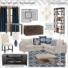 white sofa,frett rug and cushions. Erinn Chapman