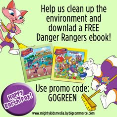 7 best danger rangers board images on pinterest cook ranger and meet download a free danger rangers ebook for earth day this year fandeluxe Image collections