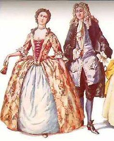 On pinterest 17th century fashion 17th century and 18th century