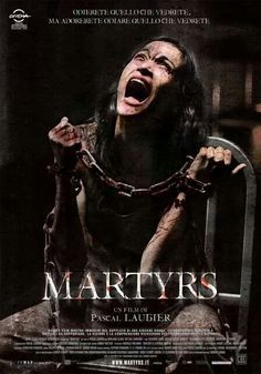 French horror... this movie is mind blowing