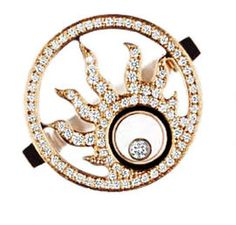Chopard Happy Diamonds Sun Ring