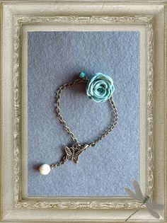 Colección Camille #bracelet #handmade #romantic
