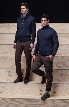 Alpaca wool double rice stitch for #AlphaStudio cardigan and pullover  #fw2014 #fashion #knitwear #wool #alpaca #stitch #yarn #gauge #instagood #instafashion #glam #glamour #style #stylish #stylishoutfit #florence #menstyle #menswear #men