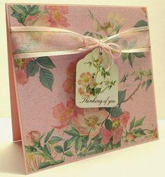 Jenfa Cards: Pretty in Pink