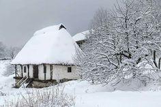 Iarna pe ulița