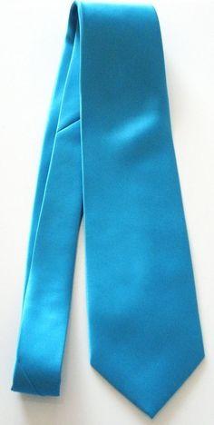 Mens Ties Necktie Cornflower Blue Silk Necktie by TieObsessed $19.95
