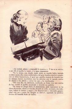 """UNA MUJER ARGENTINA, DOÑA MARIA EVA DUARTE DE PERON, Adolfo Díez Gomez, Biblioteca Infantil """" General Perón"""", Buenos Aires, 1948."""