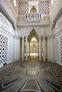 A Hidden palace in Tuscany.....Castello di Sammezzano in Reggello, Tuscany, Italy