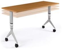 HON's new Motivate Collection, featuring height-adjustable tables. Learn more at www.hon.com.