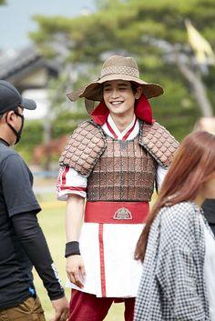 #Minho - Naver Starcast Update: 'Hwarang: The Beginning'