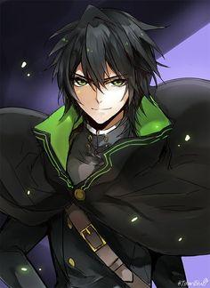 Yuichirou Hyakuya - Owari no Seraph - Seraph of the End