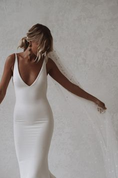 Wedding Goals, Boho Wedding, Wedding Day, Affordable Wedding Dresses, Dream Wedding Dresses, Designer Wedding Dresses, How To Look Skinnier, Dream Dress, Perfect Wedding